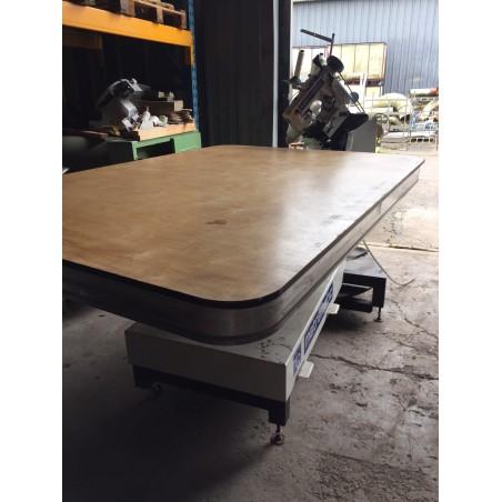 Table bordage matelas MATRAMATIC